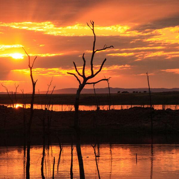 Zimbabwe-Sunset-Pam-Preston