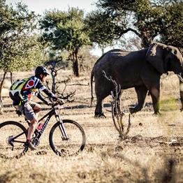 fietsvakantie afrika